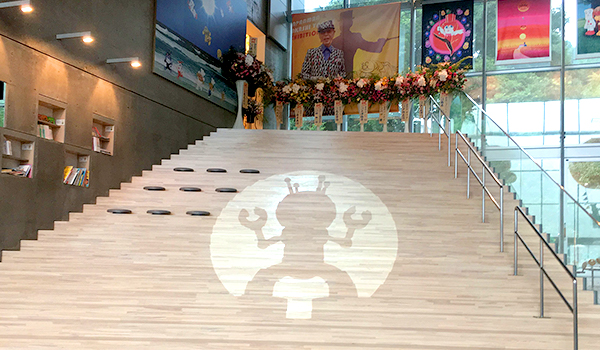 anpanman meets steps
